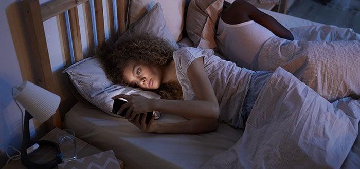 insomnio en cuarentena