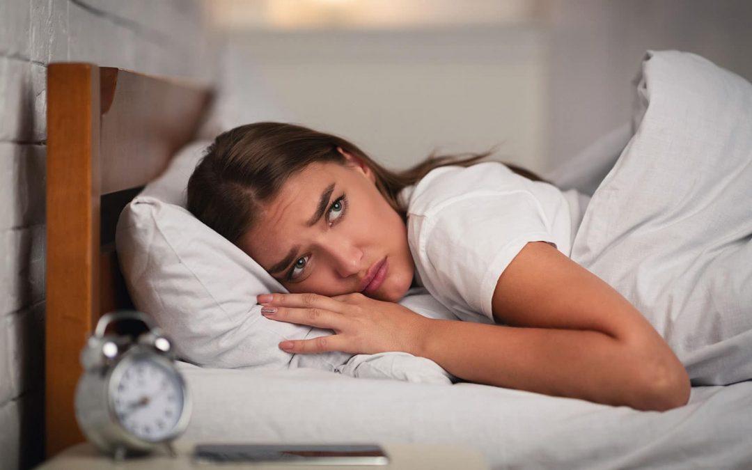 7 Nutrientes para eliminar el insomnio en cuarentena