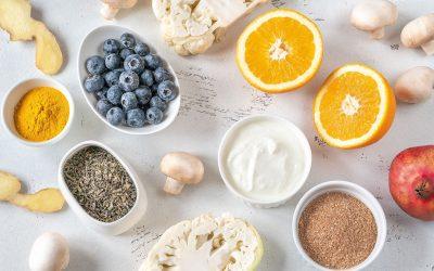 10 Nutrientes para tener un sistema inmunológico fuerte