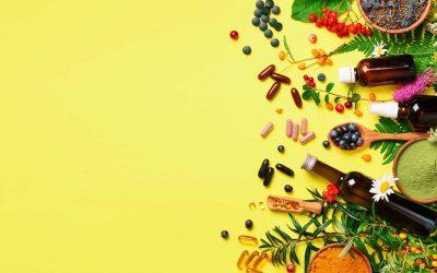 Historia de los suplementos alimenticios